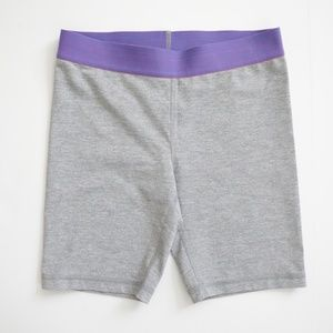 Ivivva by Lululemon Girl's Fitted Athletic Shorts